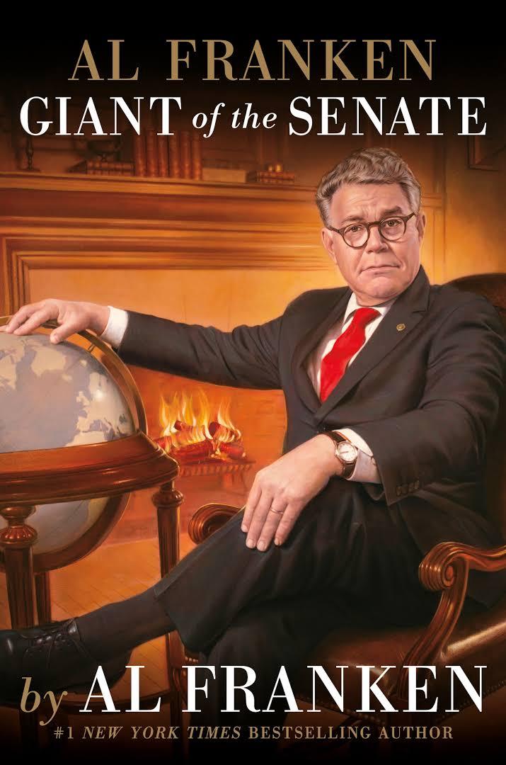 Cover of Al Franken, Giant of the Senate